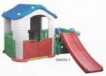 Big Happy Play House with Slide