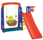 Step Slide with Swing