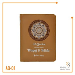 Al Quran Waqaf Ibtida Resleting Kalep A6