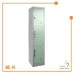 Loker Datafile Standard 3 Pintu