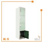 Loker Datafile Standard 4 Pintu