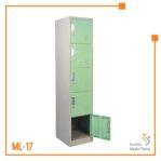 Loker Datafile Standard 5 Pintu