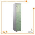Loker Datafile Standard 6 Pintu