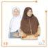 Jilbab Sekolah Assarani