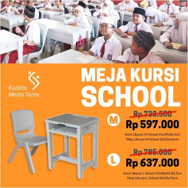 School SD - SMA