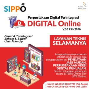 SISTEM PERPUSTAKAAN DIGITAL SIPPO DIGITAL ONLINE