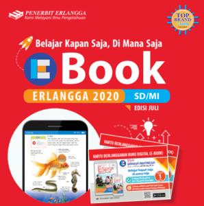 E-Book Pelajaran SD/MI Erlangga
