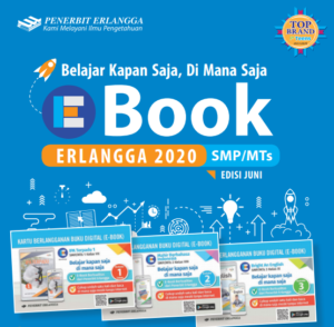 E-Book Pelajaran SMP/MTs Erlangga